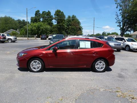 2017 Subaru Impreza for sale in Weaverville, NC