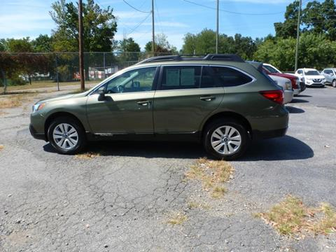 2017 Subaru Outback for sale in Weaverville, NC