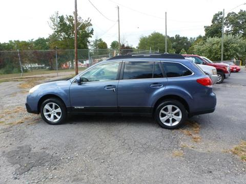 2014 Subaru Outback for sale in Weaverville, NC