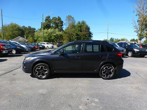 2014 Subaru XV Crosstrek for sale in Weaverville, NC