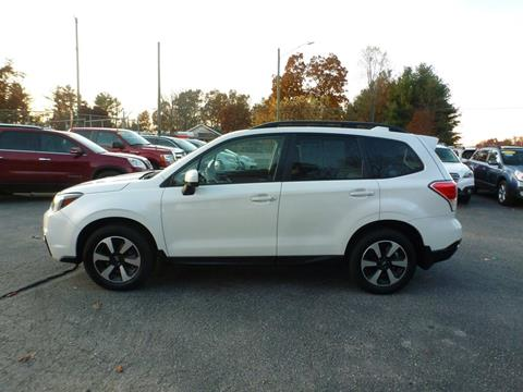 2017 Subaru Forester for sale in Weaverville, NC