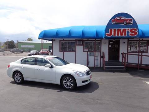 2008 Infiniti G35 for sale in Missoula, MT