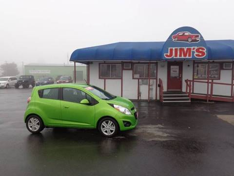 2015 Chevrolet Spark LS CVT for sale at Jim's Cars by Priced-Rite Auto Sales in Missoula MT
