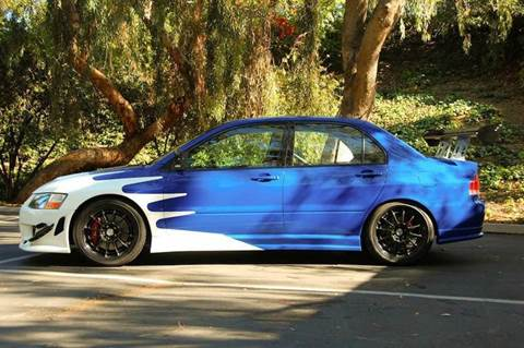 2003 Mitsubishi Lancer Evolution For Sale In Canyon Lake, CA