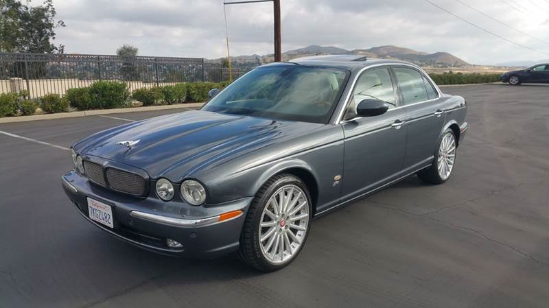 2007 Jaguar XJ Series XJR 4dr Sedan   Canyon Lake CA