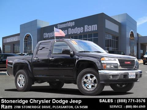 2011 GMC Canyon for sale in Pleasanton, CA