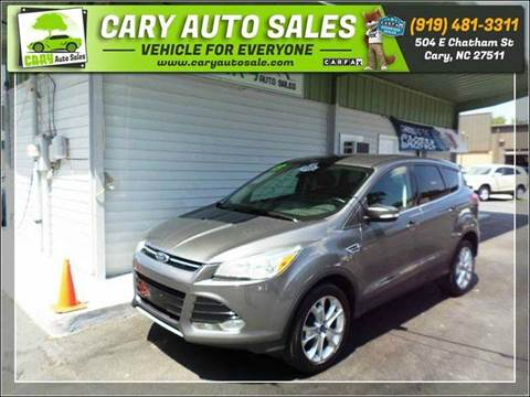2013 Ford Escape for sale in Cary, NC