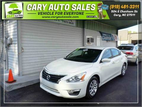 2013 Nissan Altima for sale in Cary, NC