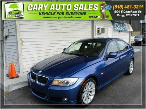 2011 BMW 3 Series for sale in Cary, NC