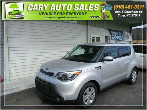2015 Kia Soul for sale in Cary, NC
