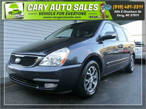 2014 Kia Sedona for sale in Cary, NC