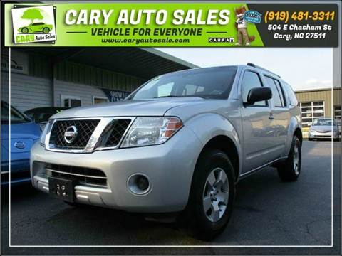 2011 Nissan Pathfinder for sale in Cary, NC