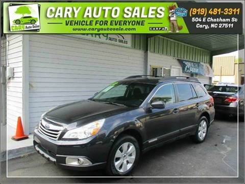 2012 Subaru Outback for sale in Cary, NC