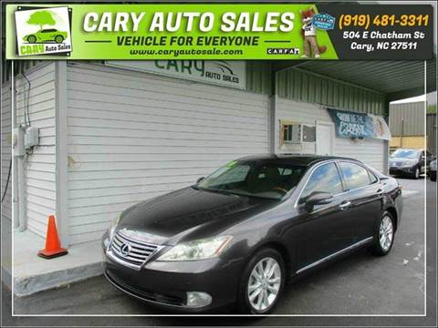 2010 Lexus ES 350 for sale in Cary, NC