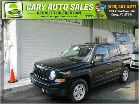 2014 Jeep Patriot for sale in Cary, NC