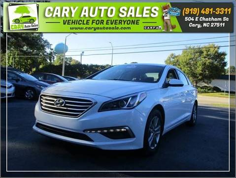 2015 Hyundai Sonata for sale in Cary, NC