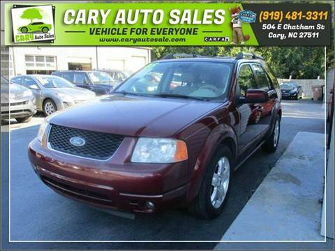 2005 Ford Freestyle for sale in Cary, NC