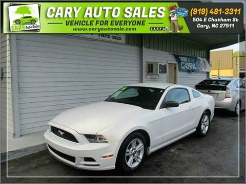 2014 Ford Mustang for sale in Cary, NC