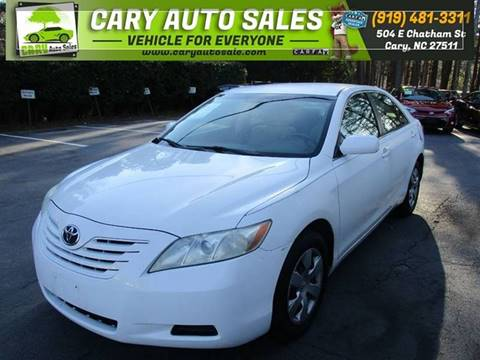 toyota camry for sale in cary nc. Black Bedroom Furniture Sets. Home Design Ideas