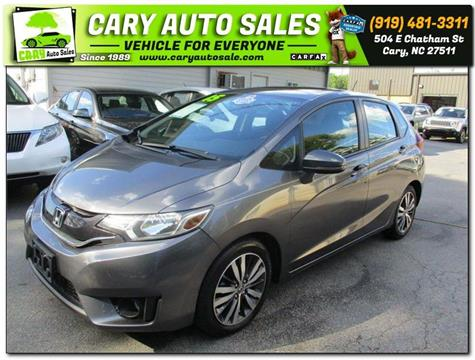 2015 Honda Fit for sale in Cary, NC