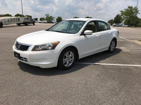 2009 Honda Accord for sale at Stars Auto Finance in Nashville TN