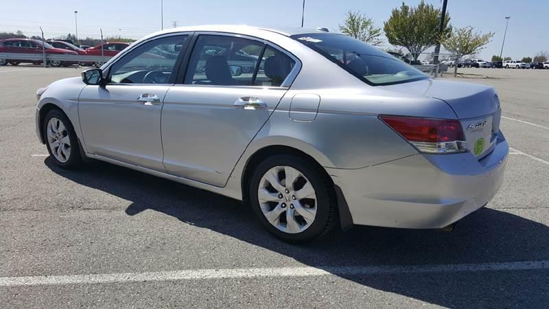2008 Honda Accord EX-L V6 4dr Sedan 5A - Nashville TN
