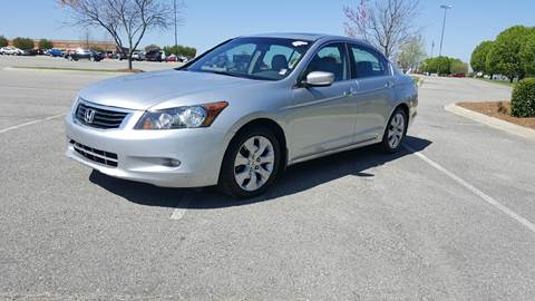 2008 Honda Accord for sale at Stars Auto Finance in Nashville TN