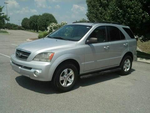 2006 Kia Sorento for sale at Stars Auto Finance in Nashville TN