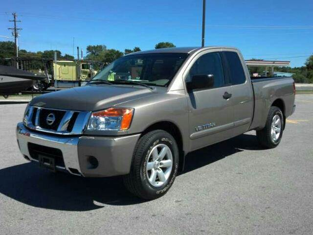 2008 Nissan Titan for sale at Stars Auto Finance in Nashville TN