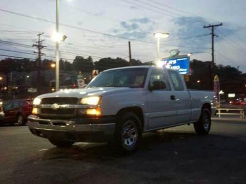 2004 Chevrolet Silverado 1500 for sale at Stars Auto Finance in Nashville TN
