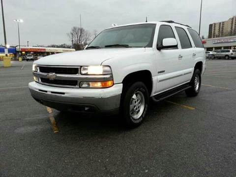 2002 Chevrolet Tahoe for sale at Stars Auto Finance in Nashville TN