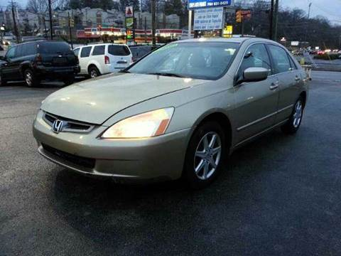 2004 Honda Accord for sale at Stars Auto Finance in Nashville TN