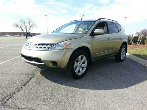 2007 Nissan Murano for sale at Stars Auto Finance in Nashville TN