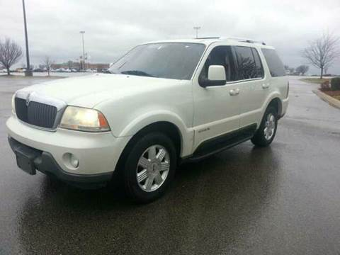 2004 Lincoln Aviator for sale at Stars Auto Finance in Nashville TN