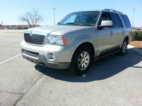 2004 Lincoln Navigator for sale at Stars Auto Finance in Nashville TN