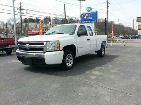 2008 Chevrolet Silverado 1500 for sale at Stars Auto Finance in Nashville TN
