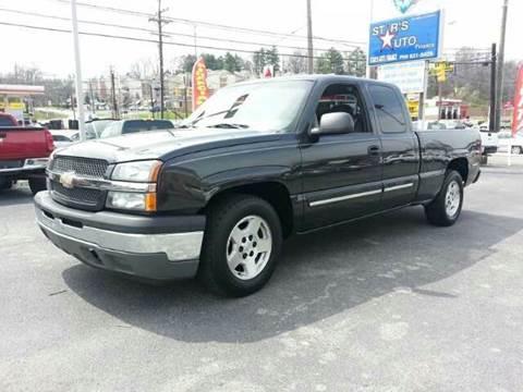 2005 Chevrolet Silverado 1500 for sale at Stars Auto Finance in Nashville TN