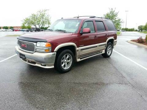 2003 GMC Yukon for sale at Stars Auto Finance in Nashville TN