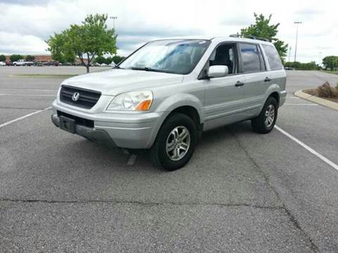 2003 Honda Pilot for sale at Stars Auto Finance in Nashville TN