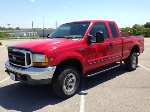 1999 Ford F-250 Super Duty for sale at Stars Auto Finance in Nashville TN