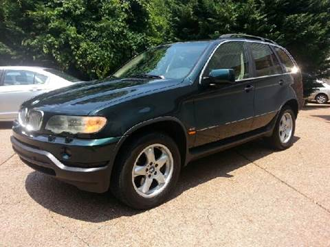 2001 BMW X5 for sale at Stars Auto Finance in Nashville TN