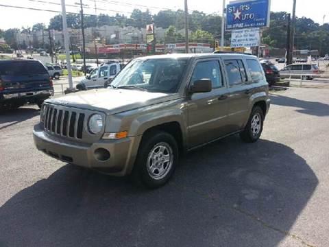 2008 Jeep Patriot for sale at Stars Auto Finance in Nashville TN