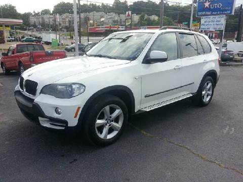 2008 BMW X5 for sale at Stars Auto Finance in Nashville TN