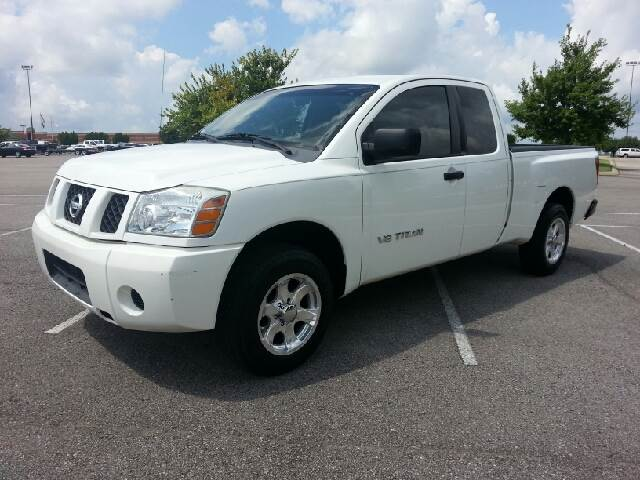 2006 Nissan Titan for sale at Stars Auto Finance in Nashville TN