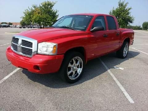 2006 Dodge Dakota for sale at Stars Auto Finance in Nashville TN