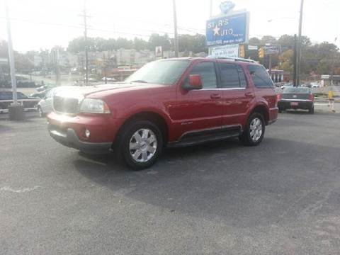 2003 Lincoln Aviator for sale at Stars Auto Finance in Nashville TN