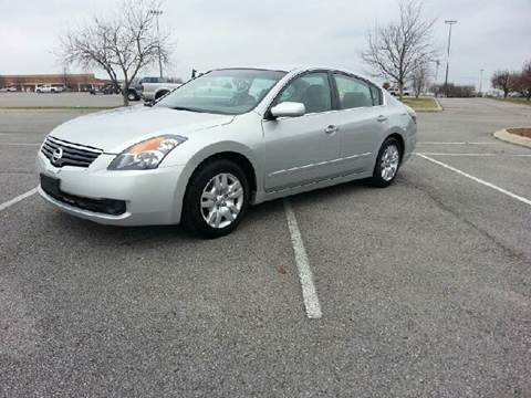 2009 Nissan Altima for sale at Stars Auto Finance in Nashville TN