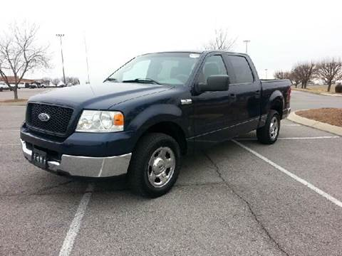 2005 Ford F-150 for sale at Stars Auto Finance in Nashville TN