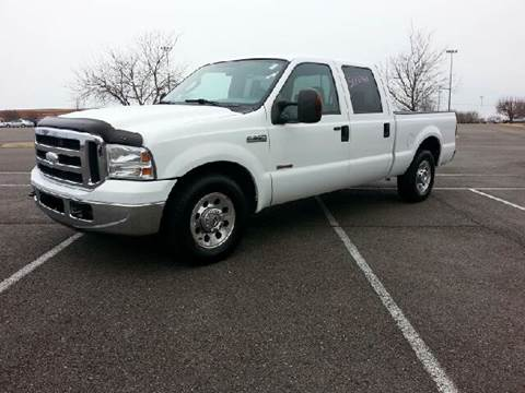 2006 Ford F-250 Super Duty for sale at Stars Auto Finance in Nashville TN