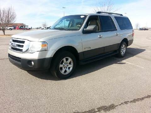 2007 Ford Expedition for sale at Stars Auto Finance in Nashville TN